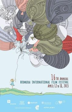 16th Annual Bermuda International Film Festival, April 12-18, 2013.