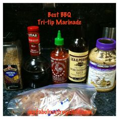 How to BBQ Tri-tip - summer cooking, grilling, barbecue, cookout, fourth of July food