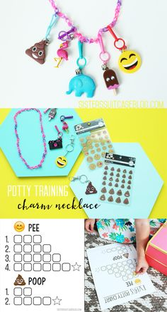 Potty Training Charm
