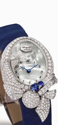 ☆ * Fashion Accessories ☆ * *BREGUET - Les Volants De La Reine. 2014 | juwelier-haeger.de