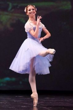 "<< Evgenia Obraztsova (Bolshoi Ballet) and Joseph Gatti (Boston Ballet) ""The Flower Festival in Genzano"", choreography by August Bournonville at Dance Open Ballet Festival, April 2013, Saint Petersburg, Russia # Photo © Stanislav Belyaevsky>>"