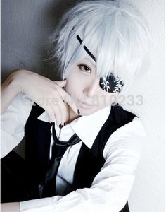 "$15.00 (Buy here: https://alitems.com/g/1e8d114494ebda23ff8b16525dc3e8/?i=5&ulp=https%3A%2F%2Fwww.aliexpress.com%2Fitem%2Fsunshine-Tokyo-Ghoul-Ken-Kaneki-short-white-30cm-12-cosplay-wig-anime-hair-man-fashion%2F1976324228.html ) [suncos]Tokyo Ghoul Ken Kaneki short white 30cm 12""cosplay wig anime hair man fashion Heat resistance fibre free shipping +Cap for just $15.00"