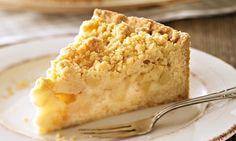 Streusel-Apfel-Kuchen Rezept: Ein saftiger Apfelkuchen für Gäste - Eins von 7.000 leckeren, gelingsicheren Rezepten von Dr. Oetker!
