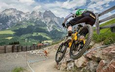 Mountain biking MTB Bike