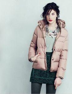 冬でもやっぱり着たい!女子力高い「ピンク」の着こなしコーデ♪ - NAVER まとめ