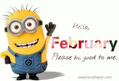 February is the month of love! Everyone celebrate the month with these beautiful pictures of February. We have 20 February images that you will love! February Images, Hello February Quotes, Welcome February, Days In February, New Month Quotes, Daily Quotes, New Month Wishes, Minions Friends, Welcome Quotes