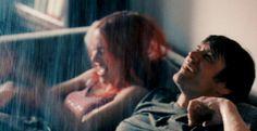 «How happy is the blameless vestal's lot! The world forgetting, by the world forgot. Eternal sunshine of the spotless mind! Each pray'r accepted, and each wish resign'd.»  «Com'è felice il destino dell'incolpevole vestale! Dimentica del mondo, dal mondo dimenticata. Infinita letizia della mente candida! Accettata ogni preghiera e rinunciato a ogni desiderio.»   Endless sunshine of the spotless mind ❤️