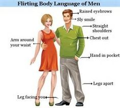 The body language project hookup attraction
