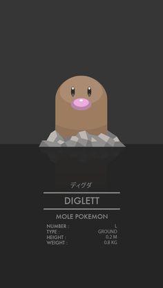 #050 Diglett