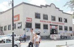 """El Mercado Cuauhtémoc guarda parte de la historia urbana del centro histórico de Juárez y sigue en pié. """"Son los olores y sabores de Juárez"""", dicen sus locatarios y sus """"marchantas"""""""