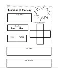 Number of the day - simple and effective!