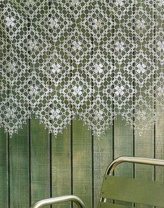 Gorgeous lace Curtain