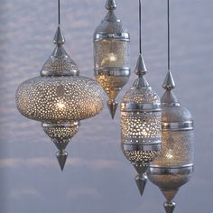 moroccan lanterns #moroccan #lanterns #lanterns #light #home #gardens #interiors #style #outdoors #indoors #yourhomemagazine #decor