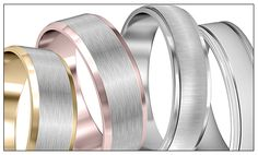 Save up to 20% on Novell wedding bands during this week's Diamonds Direct Let Love Grow Summer Showcase (now through August 2). #ringsforhim #weddingrings #rings #weddingbands Getting Married, Wedding Bands, Diamonds, Let It Be, Engagement Rings, Summer, Jewelry, Enagement Rings, Wedding Rings