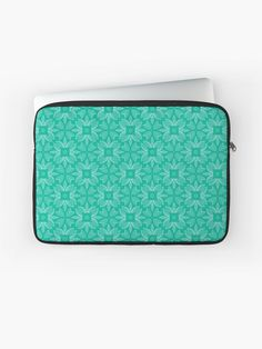 """Mint Leaf #1"" Laptop Sleeve by Kettukas 