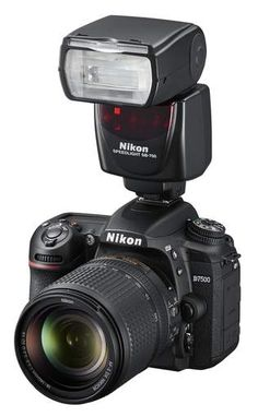 Nikon D7500 is a popular midrange DSLR camera with an advanced image processor, high-resolution metering sensor, and the 20.9MP sensor unit. #nikon #nikondslr #nikond7500 #nikond7500dslr #d7500camera #dslr7500 #nikonphotography #photoandtips
