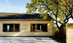 Nation's First Hempcrete House Makes A Healthy Statement | Inhabitat - Green Design, Innovation, Architecture, Green Building