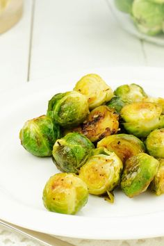 Brussels Sprouts in Garlic Butter Recipe