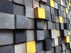 Wall Art or Wood Sculpture King Headboard от WallWooden на Etsy