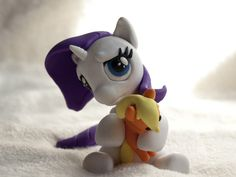 Scared-y Filly 4 by dustysculptures.deviantart.com on @deviantART
