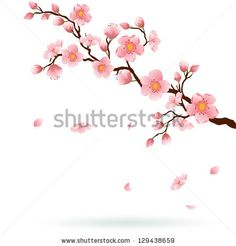 Stock Images similar to ID 92770642 - card with stylized cherry...