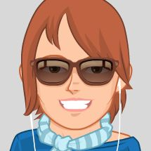 Becks, 35, female, interpreter, loves reading and jigsaw puzzles, can play the ukulele and the banjo I loved the tool https://pickaface.net/. It's free and you don't need to register, although if you do, you have more features available (access to a digital library, for example). It's very easy to use and quite intuitive, so even very young kids can use it.