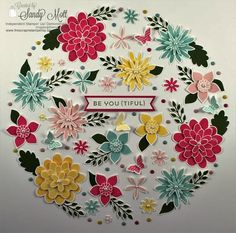 The Scrap n' Stamp Shop: CREATIVE INKING BLOG HOP - SPRINGING INTO FLOWERS