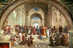 The+School+of+Athens,+1510-1511+-+Raphael