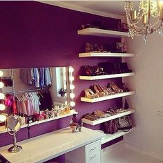 50 Stunning Ideas for a Teen Girl's Bedroom                              …