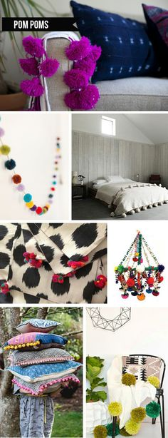5 trends I aint mad at : Pom Poms