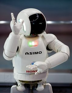 Japan - Honda Robot Asimo Doing a Dance - Photo by Photo Japan