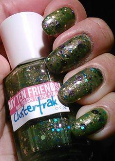 Nail Polish Therapy: My Ten Friends Clusterfrak