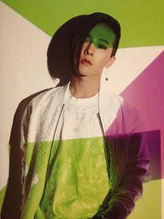 featuring Jiyong G-Dragon
