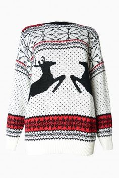 Winter Wonder Christmas Jumper
