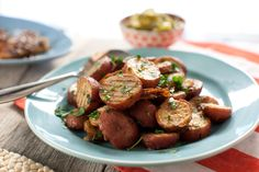 Chipotle Baby Potatoes from FoodNetwork.com