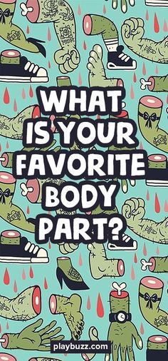 Ever wonder which physical trait of yours stands out the most? Find out here which body part of yours is most noticeable!