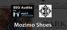 SEO Audit of Mozimo Online Shoe Shopping Website - https://matt-jackson.com/ecommerce-seo-audits/seo-audit-mozimo-online-shoe-shopping-website/ #seo