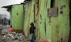 Kenya's slums are a breeding ground for disease and exploitation Photograph: Tony Karumba/AFP/Getty Images    Poor sanitation, lack of water and related disease outbreaks are making the lives of the residents of the sprawling Korogocho slums in Nairobi even harder.