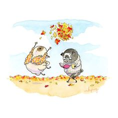 InkPug! — Think of you, all the times.