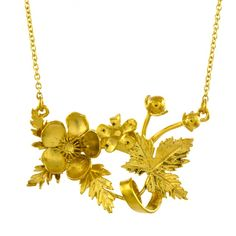 Floral Fayre Necklace