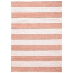 Bastian Area Rug ($329) ❤ liked on Polyvore featuring home, rugs, striped cotton rugs, striped rug, striped area rug, cotton stripe rug and home decorators collection rugs