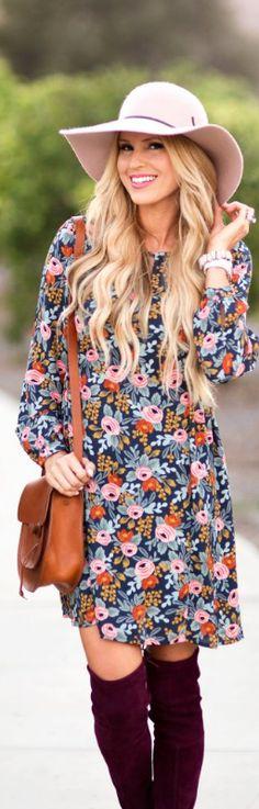 ORANGE COUNTY FALL STYLE / Fashion By Sapphire Diairies