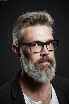 3 bearded man..... styled by the Barbershop Klagenfurt