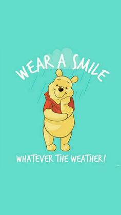 Wallpaper Phone Disney Winnie The Pooh Words Ideas Winnie The Pooh Drawing, Cute Winnie The Pooh, Winnie The Pooh Quotes, Eeyore, Tigger, Wallpaper Fofos, Tsumtsum, Disney Phone Wallpaper, Frases Tumblr