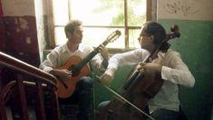 Astgor Piazzolla  OBLIVION  Ruslan Vilensky (cello) Marcelo Iraci (guita...