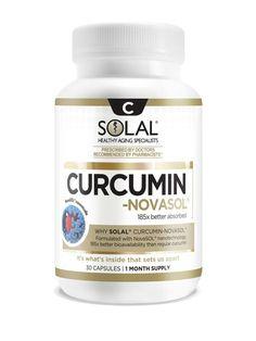 Curcumin Novasol