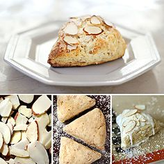 LivingOutWest: Toasted Almond Scones