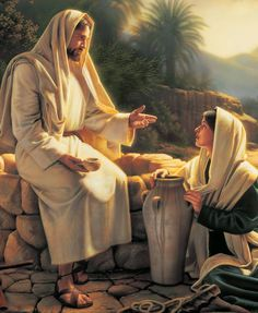 "http://youtu.be/zF7ma1yoLNk While traveling through Samaria, the Savior teaches a woman at Jacob's Well that He is the ""living water."" http://lds.org/scriptures/nt/john/4.5-29?lang=eng#4 ""Whosoever drinketh of the water that I shall give him shall never thirst; [for this] water… shall be in him a well of water springing up into everlasting life"" (John 4:14). http://facebook.com/pages/The-Lord-Jesus-Christ/173301249409767"
