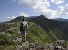 At nearly 7,000 feet, Mount Washington is one of the highest points east of the Mississippi River.
