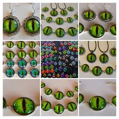 25 best dragon eyes images on pinterest dragon eye coupon and stunning green dragon eye jewellery set with special offer free keyring fandeluxe Image collections